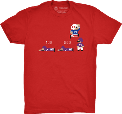 "Buffalo Vol. 7, Shirt 17: ""Super Buffalo QB"""