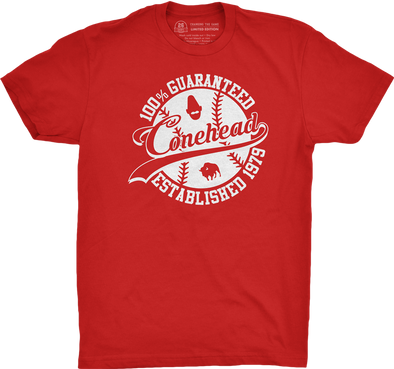 "Buffalo Vol. 4, Shirt 18: ""The Conehead Guarantee"""
