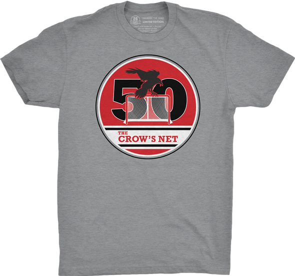 "Chicago Vol. 2, Shirt 8: ""The Crow's Net"""