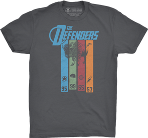 "Buffalo Vol. 4, Shirt 23: ""The Defenders"""