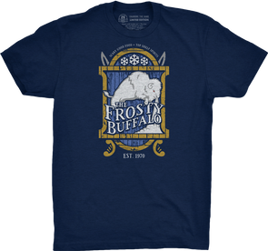 "Buffalo Vol. 4, Shirt 4: ""The Frosty Buffalo"""