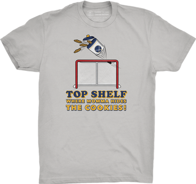 "Buffalo Vol. 2, Shirt 7: ""Top Shelf"""