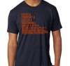"Chicago Vol. 6, Shirt 20: ""QB Carousel"""