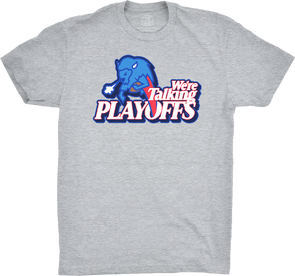 "Limited Availability: ""We're Talking Playoffs"""