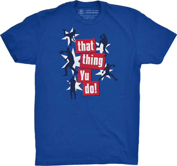 "Chicago Vol. 4, Shirt 5: ""That Thing Yu Do"""