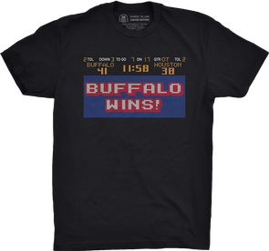 "Buffalo Vol. 4, Shirt 5: ""The Comeback"""