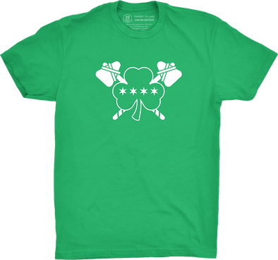 "Special Edition: ""Shamrocks and Tomahawks"""
