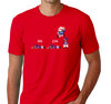 Unisex T-Shirt, Red (100% cotton)