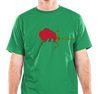 Unisex T-Shirt, Kelly Green (100% cotton)