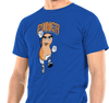 Unisex T-Shirt, Royal (100% cotton)