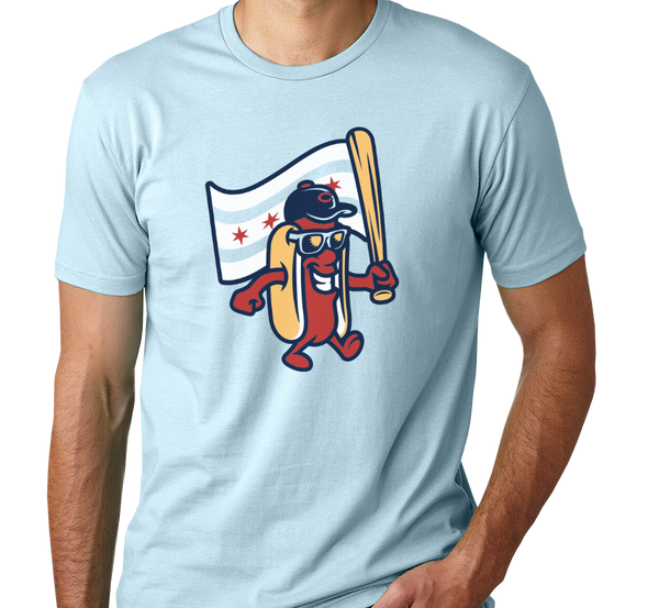 Unisex T-Shirt, Light Blue (100% cotton)