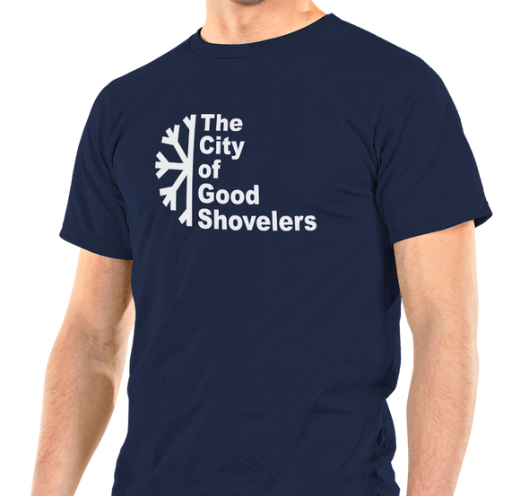Unisex T-Shirt, Navy (100% cotton)