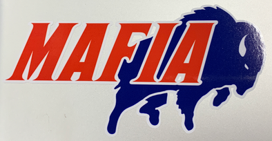 "MAFIA Gear ""Classic"" Decal"