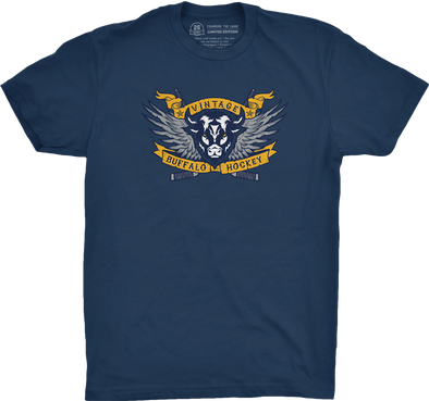"Buffalo Vol. 4, Shirt 21: ""Vintage Buffalo Hockey"""