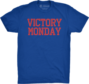 "Limited Availability: ""Victory Monday"""