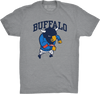 "Buffalo Vol. 5, Shirt 22: ""Vintage Gridiron"""