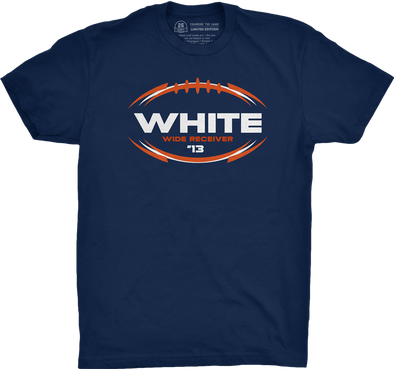 "Chicago Vol. 1, Shirt 10: ""White"""