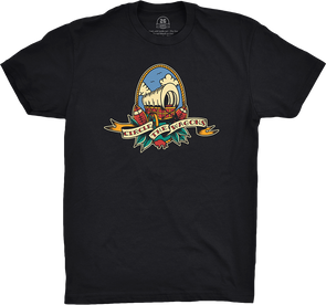 "Buffalo Vol. 7, Shirt 19: ""Wagon Flash"""