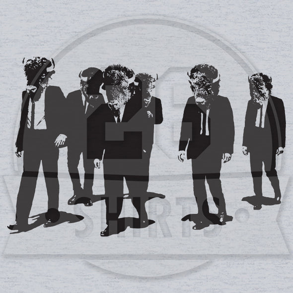"Buffalo Vol. 6, Shirt 9: ""Reservoir Bison"""