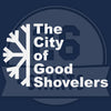 "Buffalo Vol. 8, Shirt 15: ""The City of Good Shovelers"""