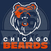 "Chicago Vol. 6, Shirt 3: ""Beard Down"""