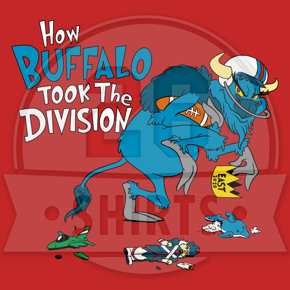 "Buffalo Vol. 8, Shirt 8: ""How Buffalo Took the Division"""