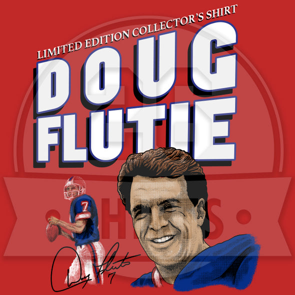 "Buffalo Virtual Pop-Up: ""Flutie Commemorative"""