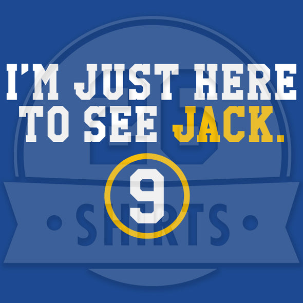 "Special Edition: ""I'm Just Here to See Jack"""