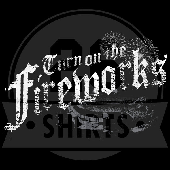 "Chicago Vol. 6, Shirt 9: ""Turn on the Fireworks"""