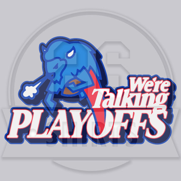 "Buffalo Vol. 8, Shirt 9: ""We're Talking Playoffs"""