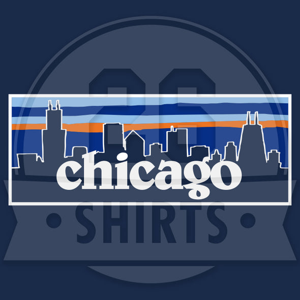 "Chicago Vol. 6, Shirt 1: ""Chicagonia"""