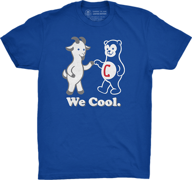 "Chicago Vol. 3, Shirt 8: ""We Cool"""