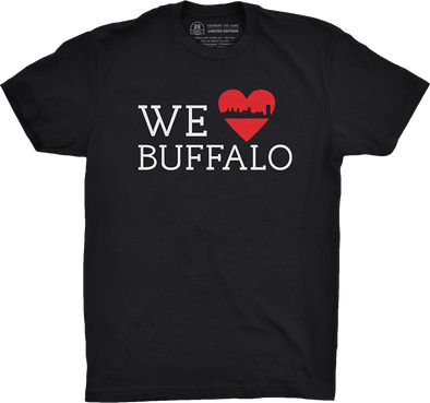 "Special Edition: ""We Love Buffalo"""