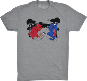 "Buffalo Vol. 5, Shirt 15: ""Wild Rumpus"""