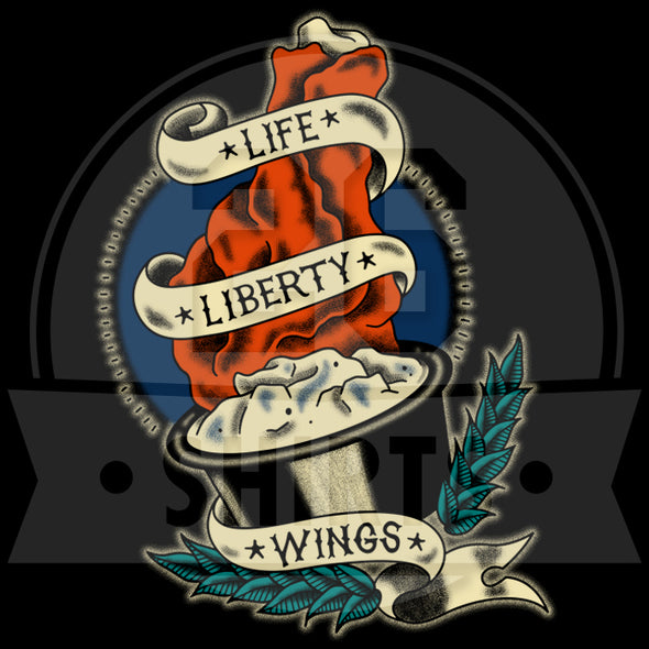 "Special Edition: ""Life, Liberty, Wings"""