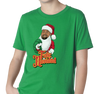 Youth T-Shirt, Green (100% cotton)