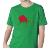 Youth T-Shirt, Kelly Green (100% cotton)