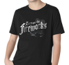 Youth T-Shirt, Black (100% cotton)