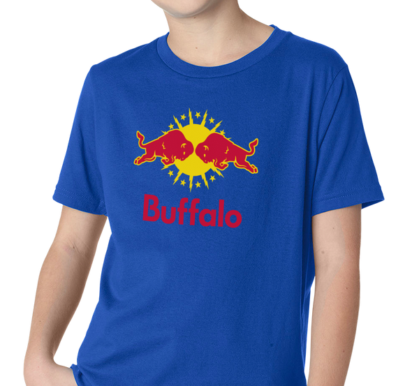 Youth T-Shirt, Royal (100% cotton)
