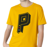 Youth T-Shirt, Gold (100% cotton)