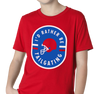 Youth T-Shirt, Red (100% cotton)