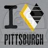 "Pittsburgh Vol. 4, Shirt 12: ""Yinz Be Mine"""
