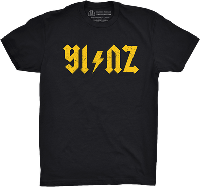 "Pittsburgh Vol. 3, Shirt 11: ""Yinz Rock"""