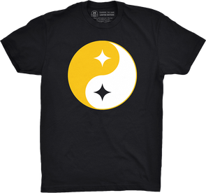 "Pittsburgh Vol. 4, Shirt 13: ""Yinz and Yangz"""