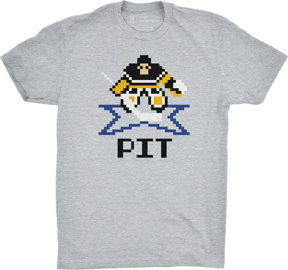 "Pittsburgh Vol. 3, Shirt 3: ""Pittsburgh '94: Goalie Edition"""