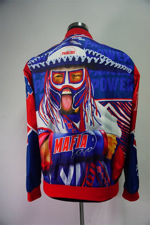 Limited Edition Pancho Billa jacket by Chalk Line