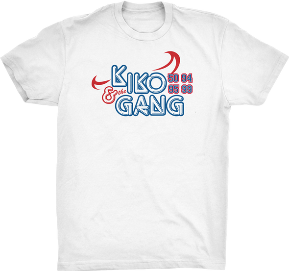 "Buffalo Vol. 1, Shirt 2: ""Kiko and the Gang"""