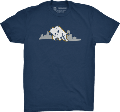 "Buffalo Vol. 2, Shirt 26: ""Forward"""