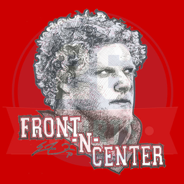 "Buffalo Vol. 3, Shirt 3: ""Front-N-Center"""