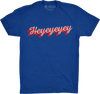 "Buffalo Vol. 3, Shirt 25: ""Heyeyeyey"""
